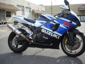 OEM Suzuki Motorcycle Parts Sunrise FL